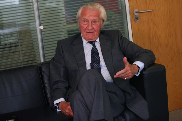5 Times Lord Heseltine Didn't Care What Tories Thought About His Anti-Brexit