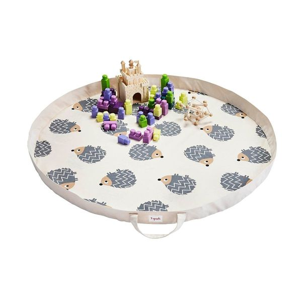 "Get it <a href=""https://www.containerstore.com/s/toy-storage/3-sprouts-hedgehog-play-mat-bag/1d?productId=11007472"" target=""_"