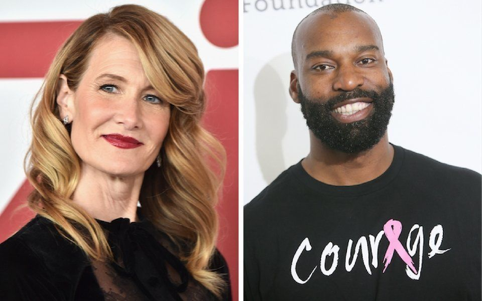 Laura Dern spotted kissing ex-Knicks player Baron Davis