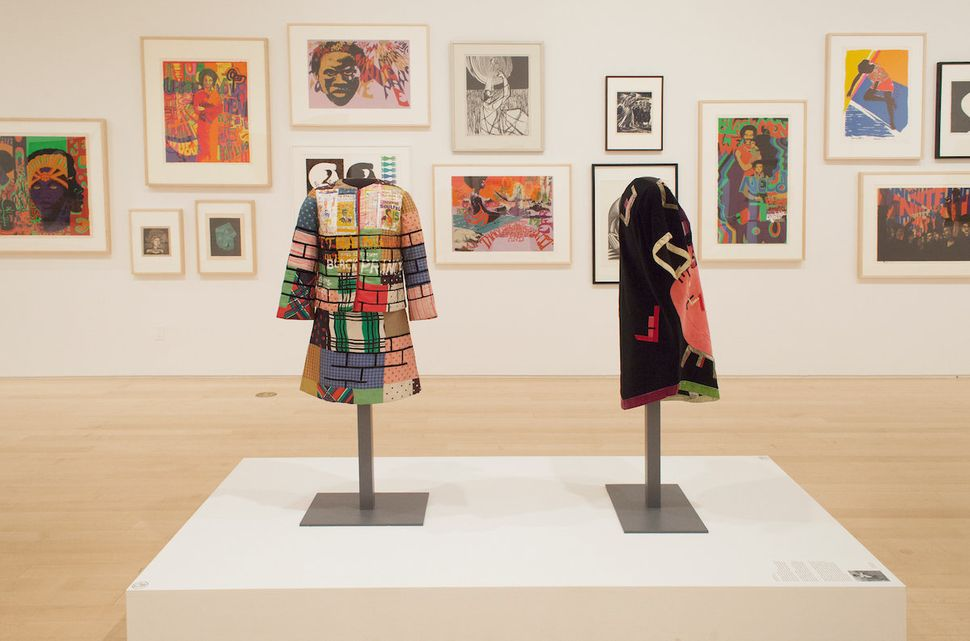 """We Wanted a Revolution: Black Radical Women, 1965-85"" installation views at the Brooklyn Museum in Brooklyn, New York."
