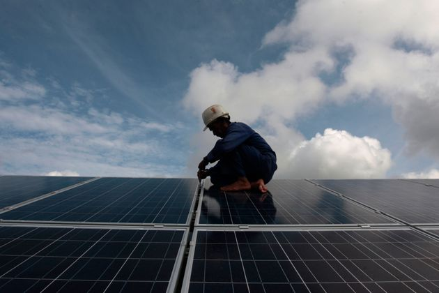 More than 50U.S. cities have set the goal of getting 100 percent of their energy from renewable