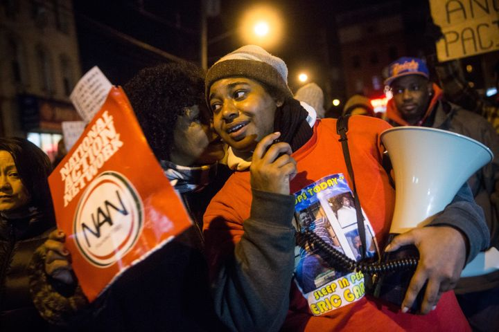 Erica Garner recently discovered she had heart problems after the birth of her son, whom she named after her father.