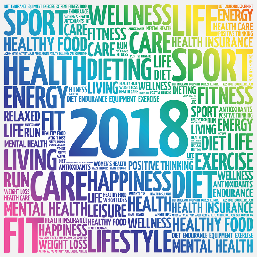 2018 - Four Essential Technologies for Transforming your Wellbeing