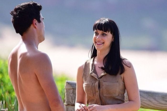 Jessica Falkholt played Hope Morrison in 'Home And
