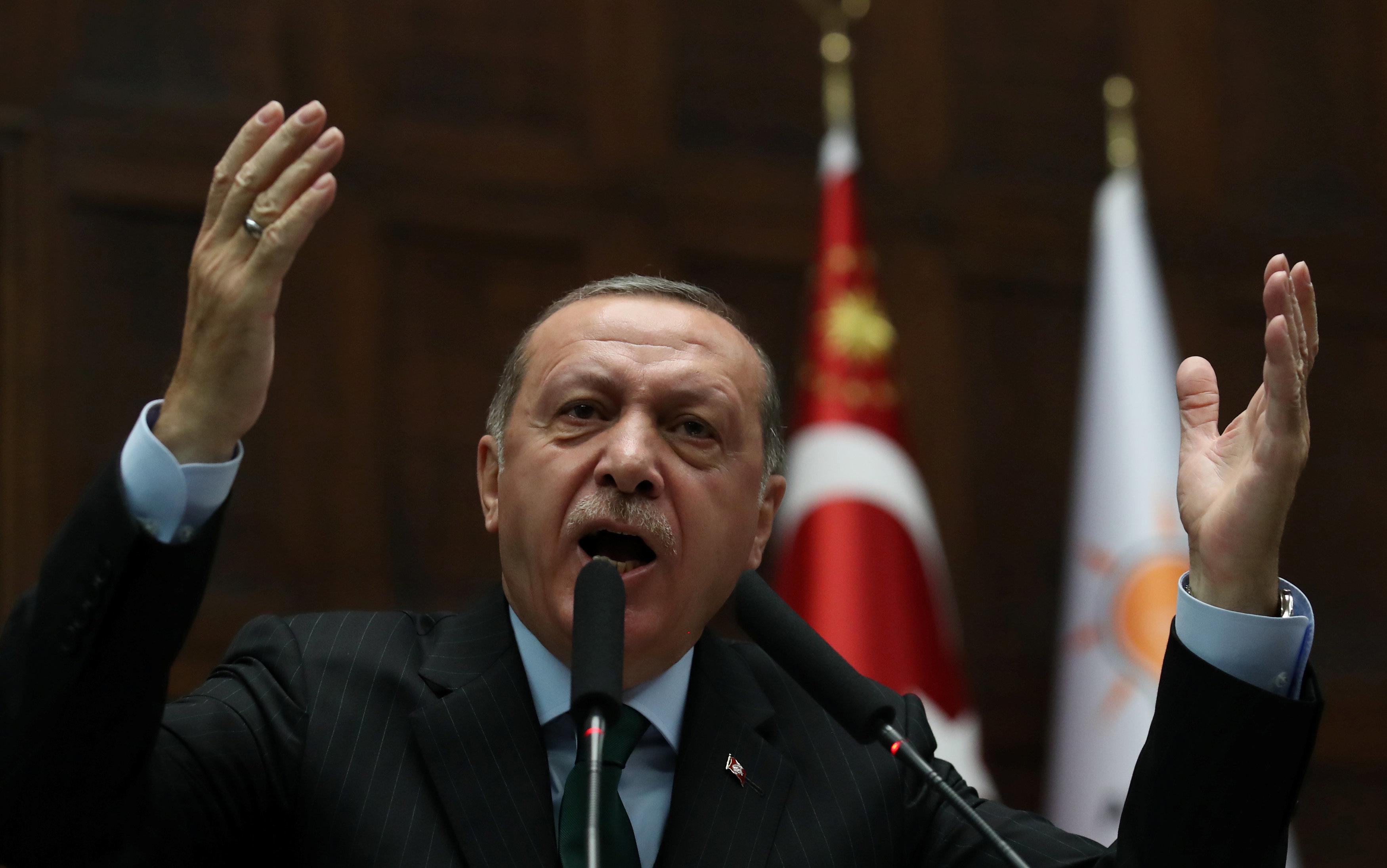 Erdogan sieht verbessertes Verhältnis zu Berlin