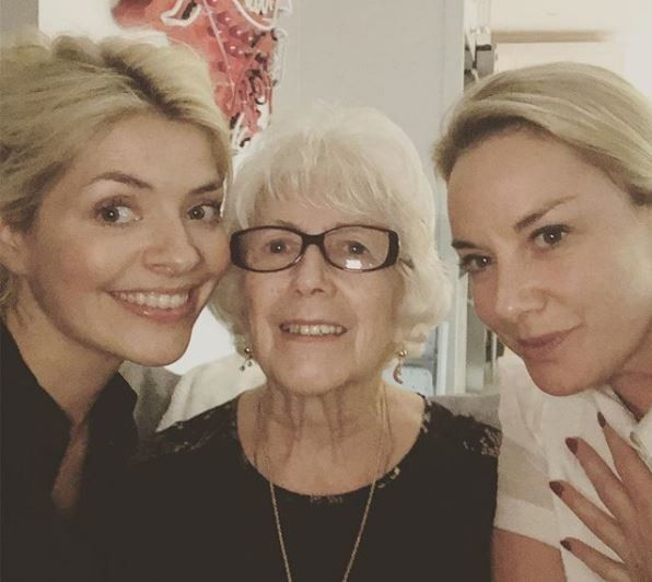 Holly Willoughby Shocks Fans By Revealing Relation To EastEnders' Tamzin