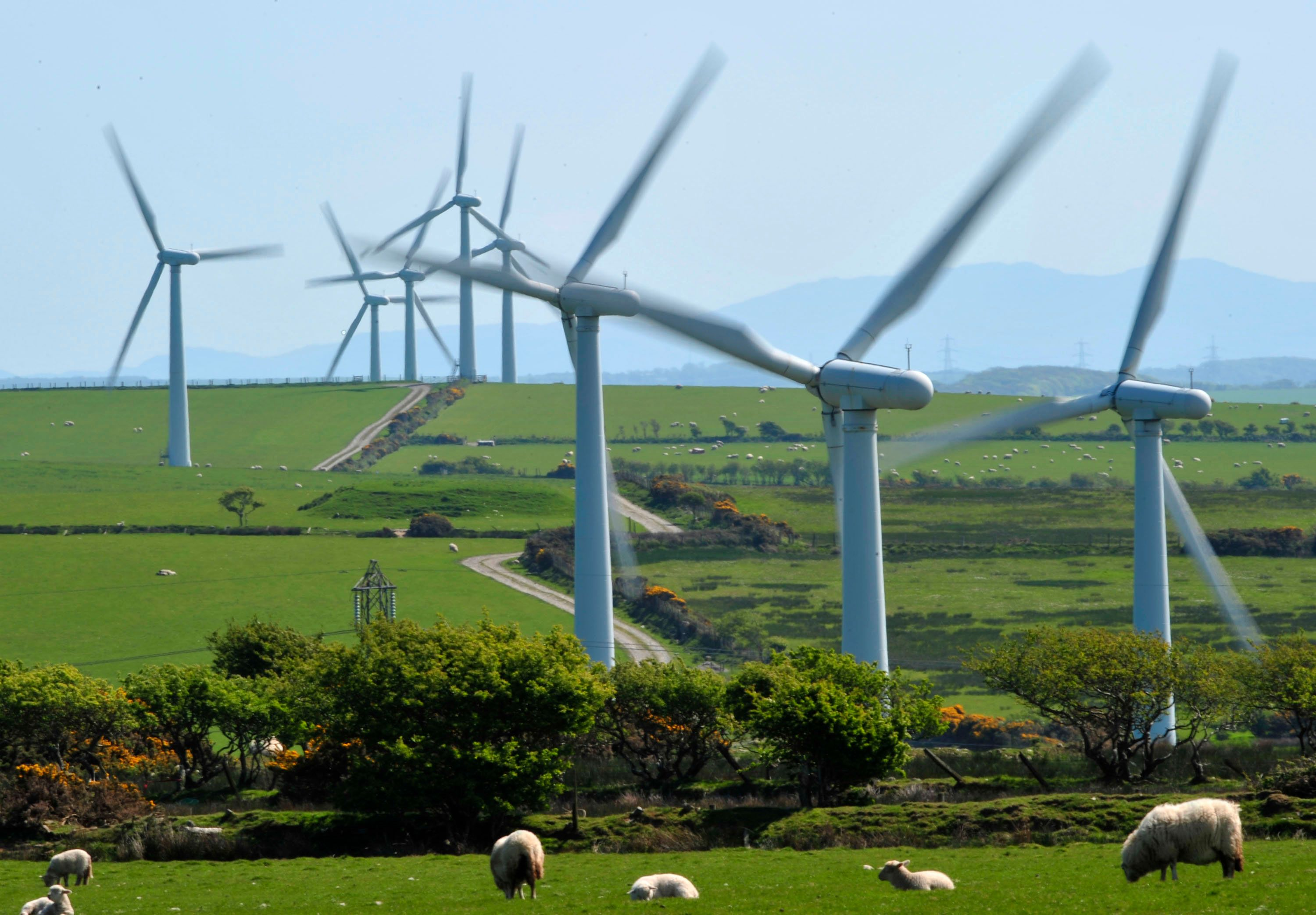 2017 Was The UK's 'Greenest Year For Electricity