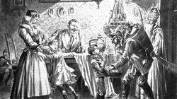 Κράμπους, ο δαίμονας των γιορτών που τρώει τα κακά παιδιά