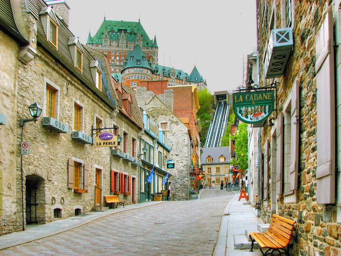 Quebec is calling.