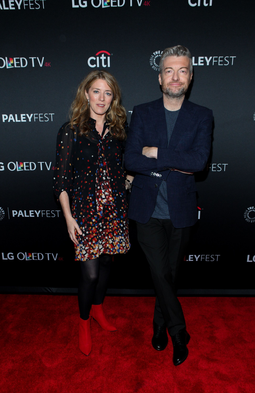 'Black Mirror' creators Annabel Jones and Charlie