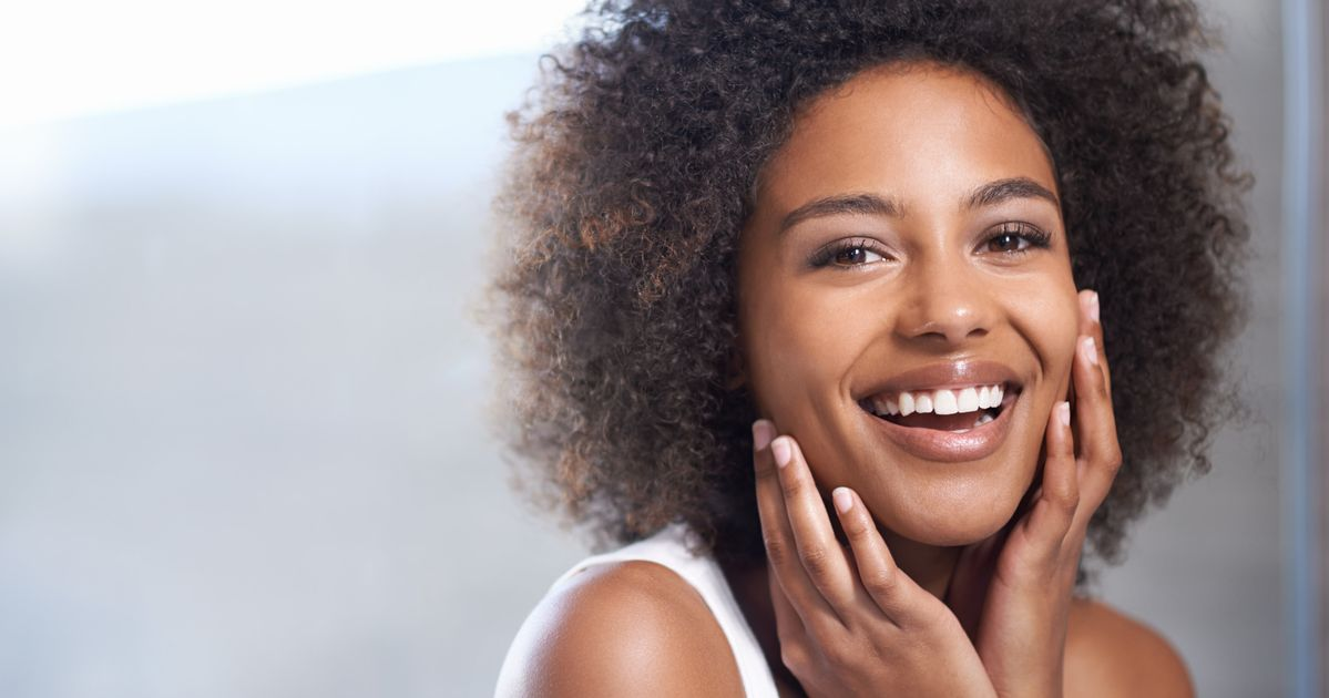 How To Get The No Makeup Look On Dark Skin Beauty Products To Try Huffpost Uk