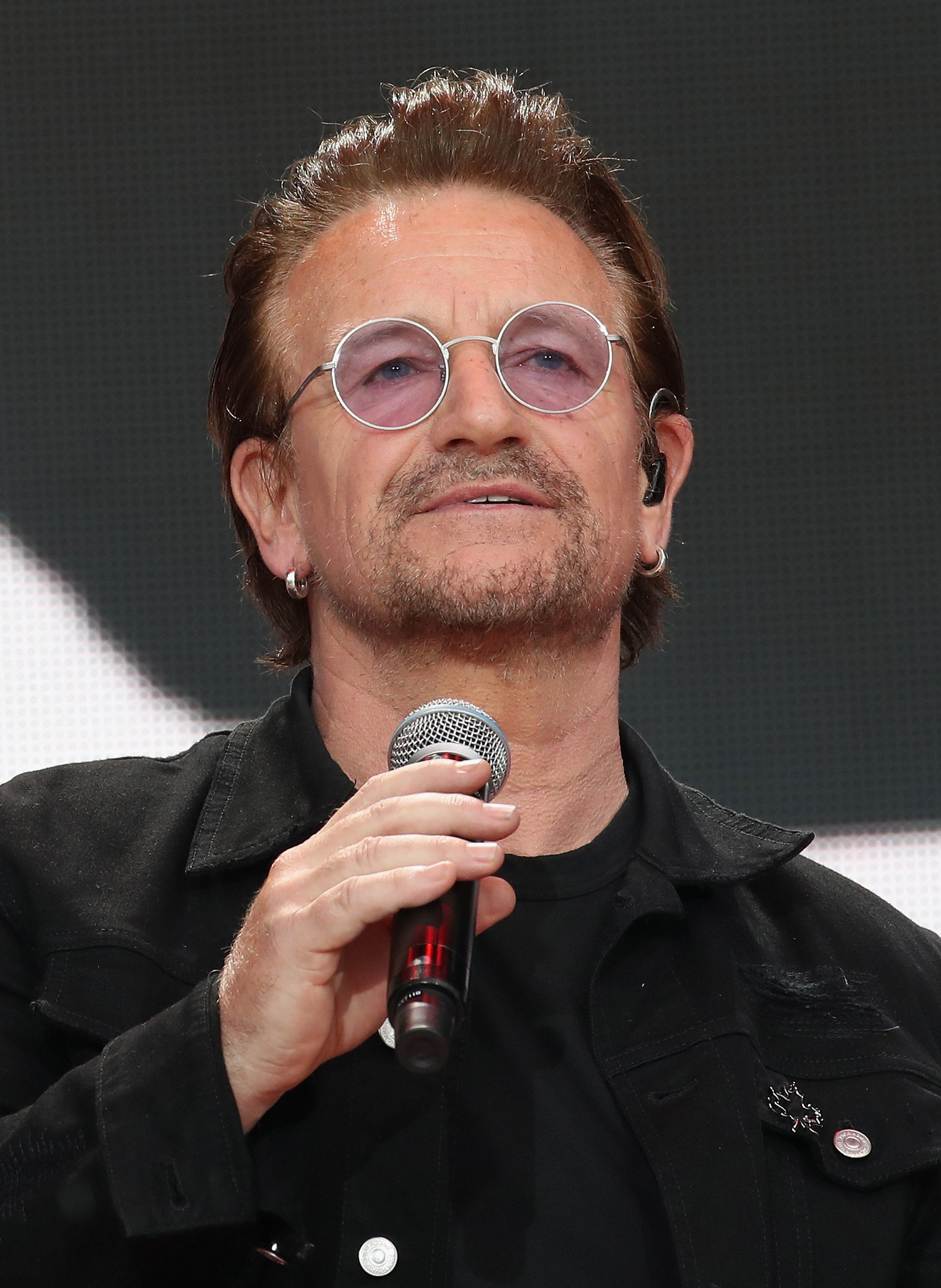 Bono's Comments That 'Music Has Gotten Very Girly' Really Haven't Gone Down