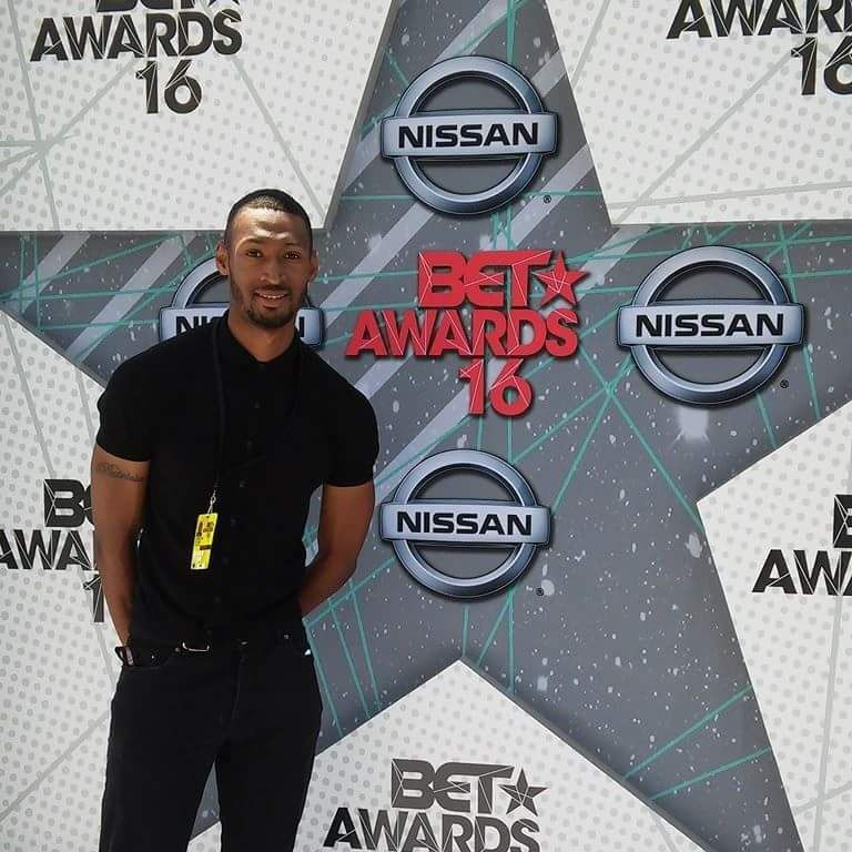 Kevin Williams at the BET Awards 2016