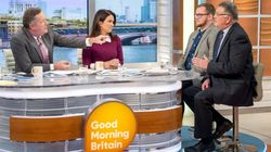 'Good Morning Britain' Tops List Of Ofcom's Most Complained About TV Shows Of 2017