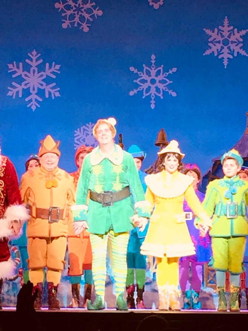 Elf on Broadway