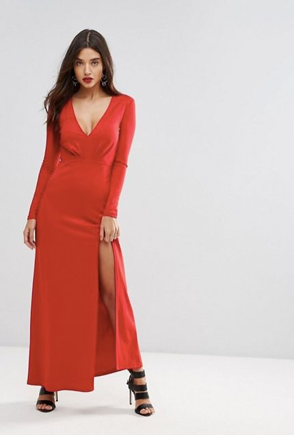 Sexy side splits are the look we can't get enough of this year. From splits in wide-leg trousers and jeans, to skirts and thi