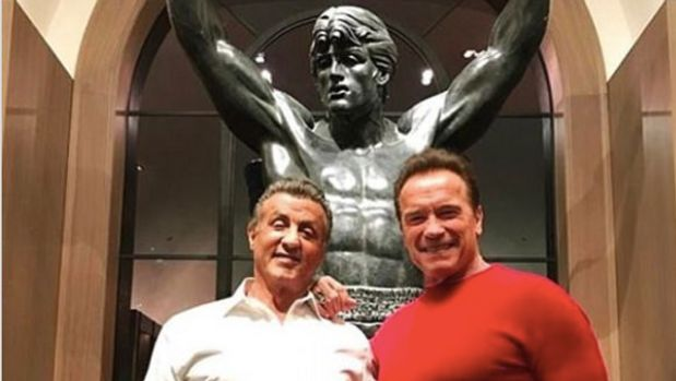 Sylvester Stallone Shells Out $400,000 For A Statue Of Himself