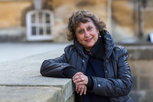 Journalist Yasmin Alibhai-Brown returned her MBE after accepting it to 'please' her