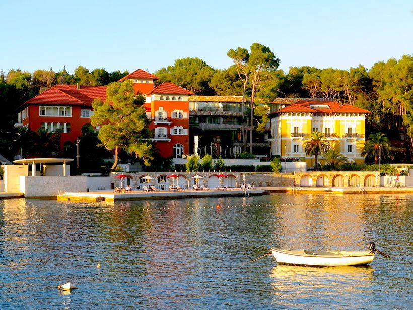 Alhambra Boutique Hotel (Small Luxury Hotels of the World) on Čikat Bay