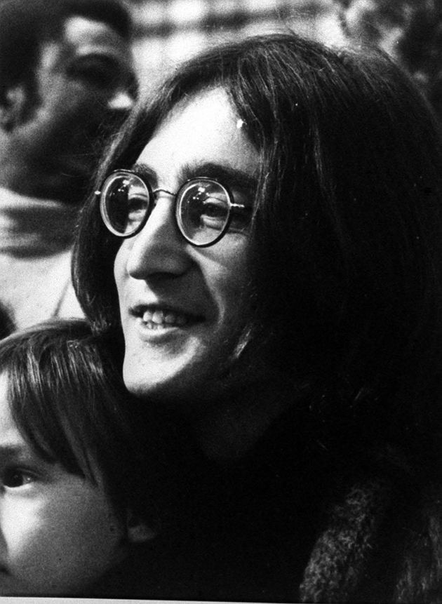 John Lennonis one of the few honours recipients to send his