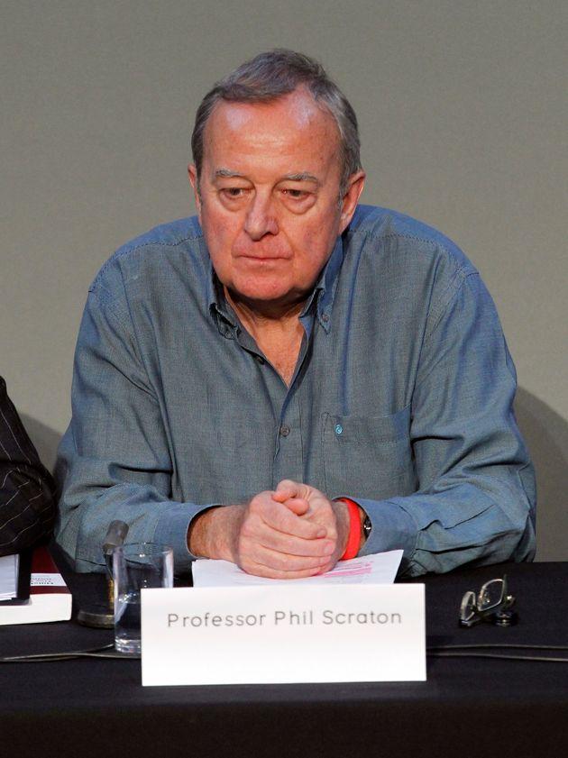Hillsborough Independent Panel member Professor Phil