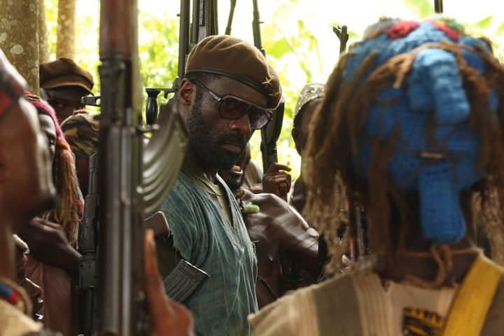 """Beasts of No Nation."""