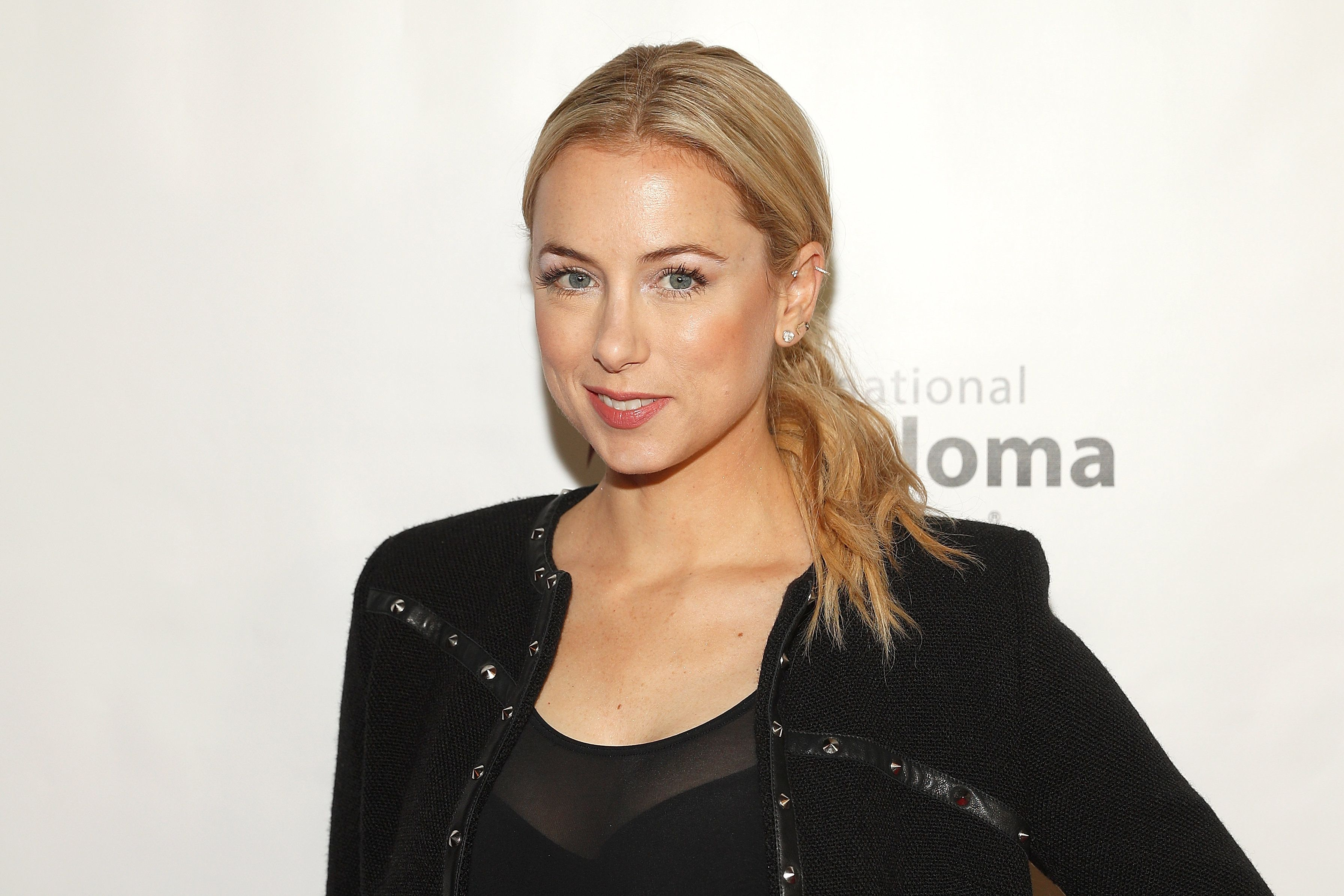 LOS ANGELES, CA - NOVEMBER 04:  Comedian Iliza Shlesinger attends the International Myeloma Foundation 11th Annual Comedy Celebration at The Wilshire Ebell Theatre on November 4, 2017 in Los Angeles, California.  (Photo by Josh Lefkowitz/FilmMagic)