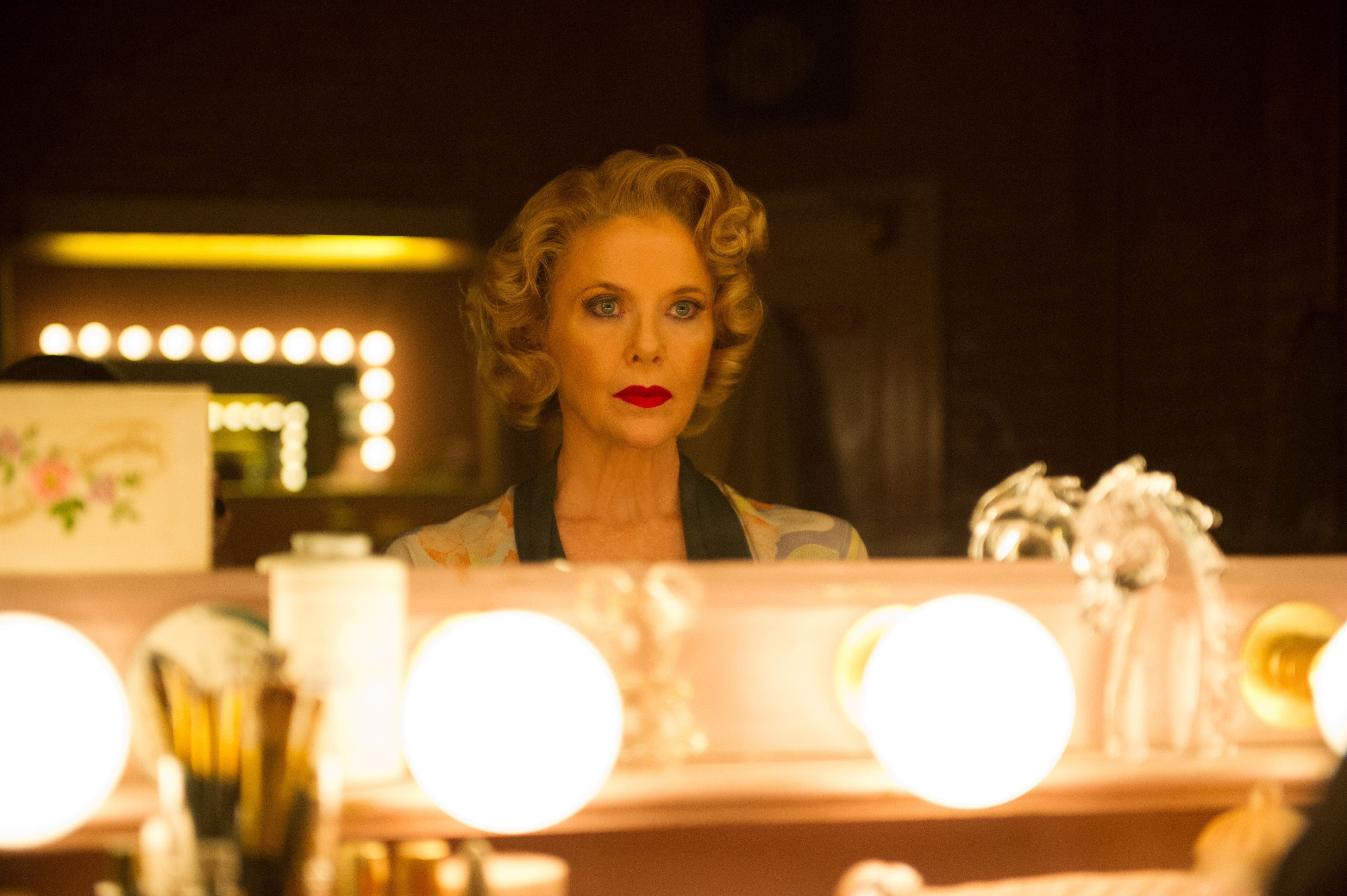 "Annette Bening in ""Film Stars Don't Die in Liverpool."""