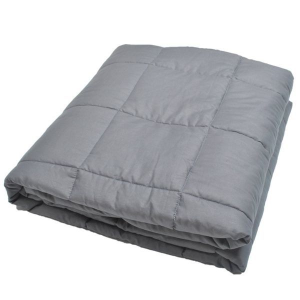 """Prices start at $190. Get it <a href=""""https://www.amazon.com/Weighted-Blanket-Sensory-adults-Anxiety/dp/B075W94KB3?tag=thehuf"""
