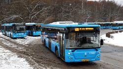 Νέο περιστατικό με λεωφορείο στη Μόσχα: Έπεσε σε στάση όπου περίμεναν