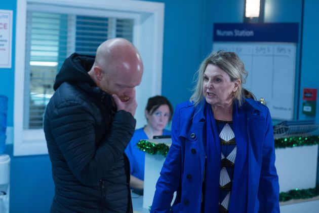 'EastEnders' Spoilers: Cora Cross Slaps Max Branning After Devastating News About