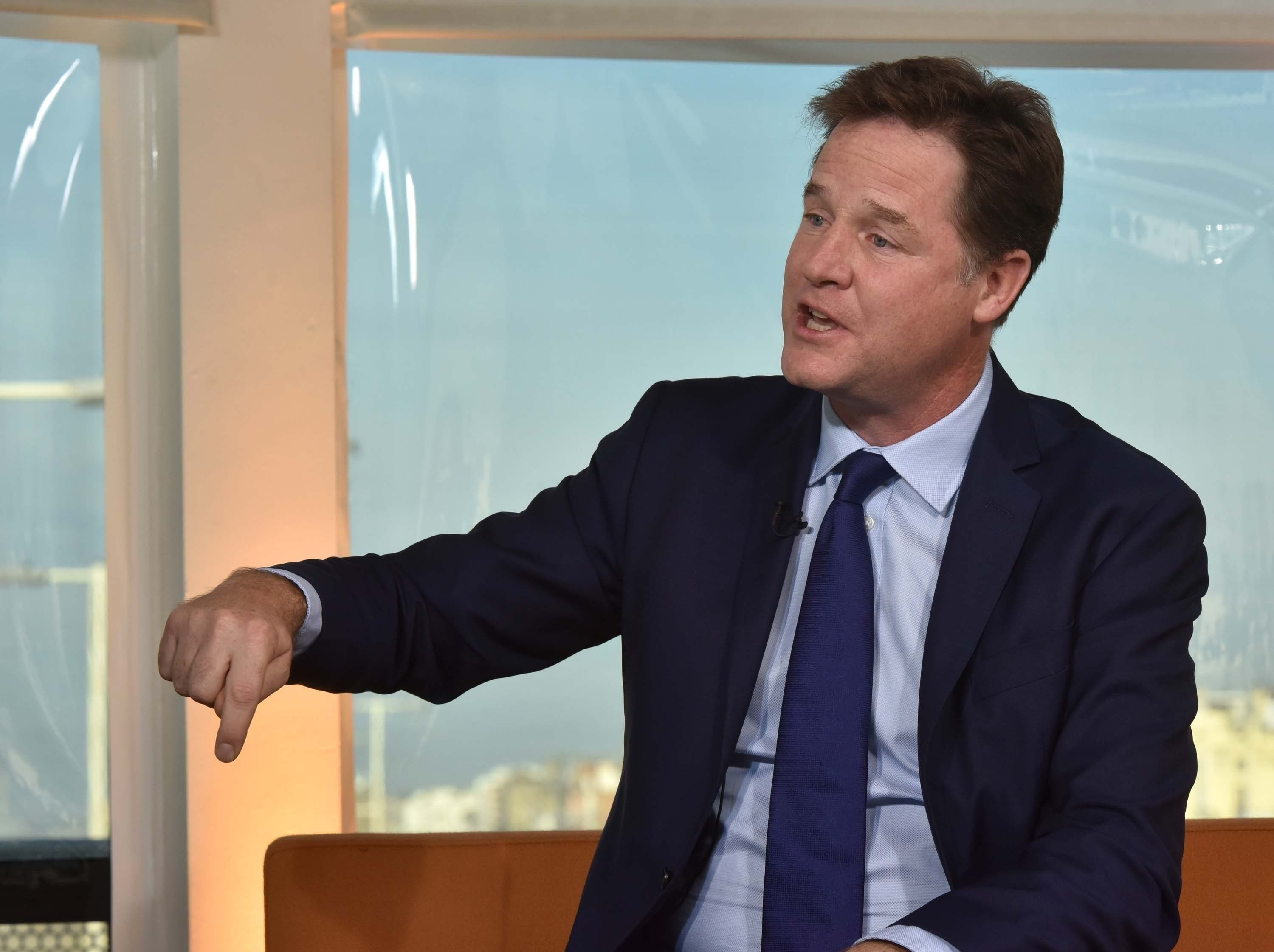 Nick Clegg Is Knighted After Brexiteers' Fury At 'Remoaner' Getting A