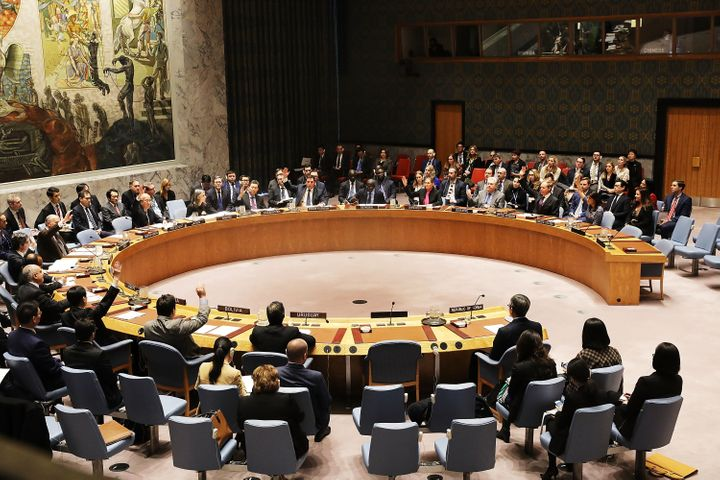 Members of the UN Security Council voted to impose new sanctions on North Korea on December 22, 2017. The new sanctions inclu