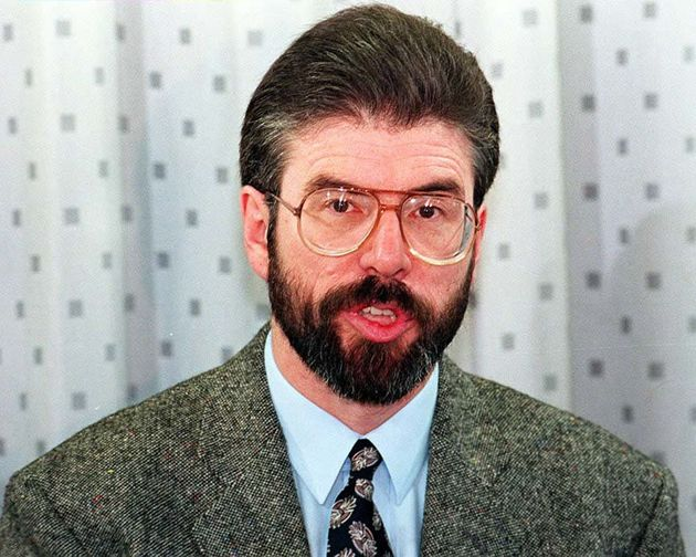 Gerry Adams was rumoured to be involved in setting up an ambush of an IRA gang by the