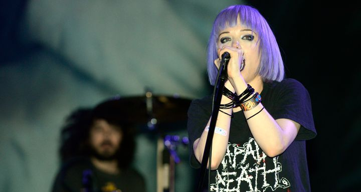 Alice Glass, co-founder of the band Crystal Castles, accused former bandmember Ethan Kath ofmental, physical and