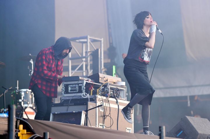 Alice Glass Says She Will Testify That Crystal Castles' Ethan Kath Raped Her