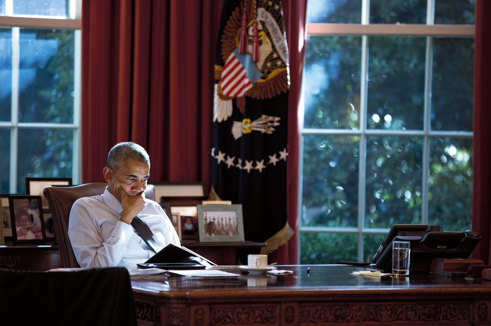 President Obama's Photographer On Why The Still Image Remains Vital In The Age Of