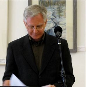 Bill Yarrow reads his poetry