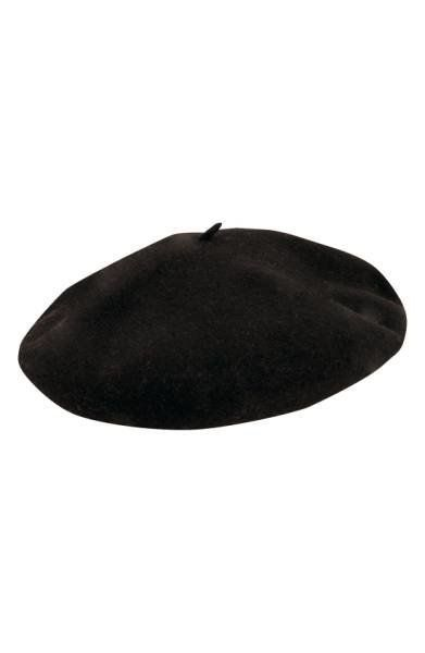 """For those with softer waves or curls, this <a href=""""https://shop.nordstrom.com/s/dorfman-pacific-basque-beret/4349188?origin="""