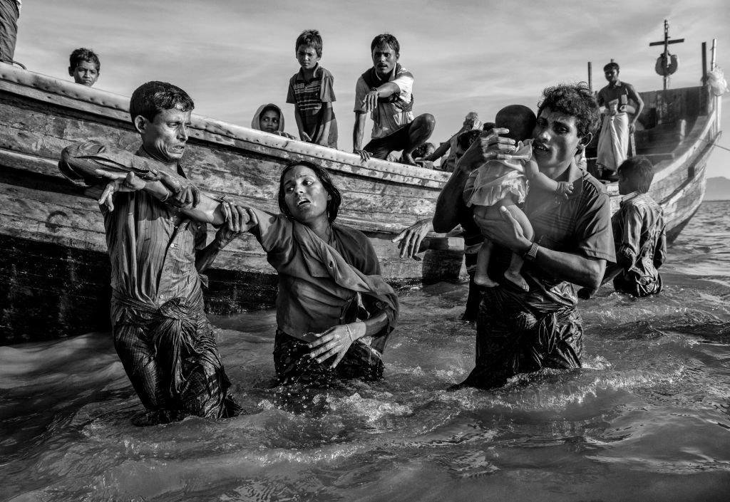 Die Rohingya-Krise von 2017 in Bildern: