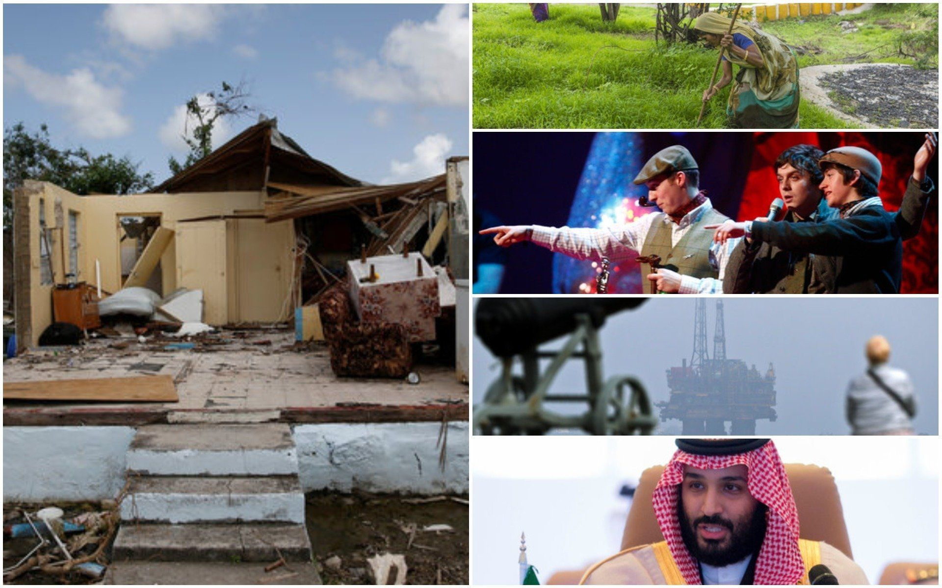 7 Important Stories Of 2017 That Slipped Under The