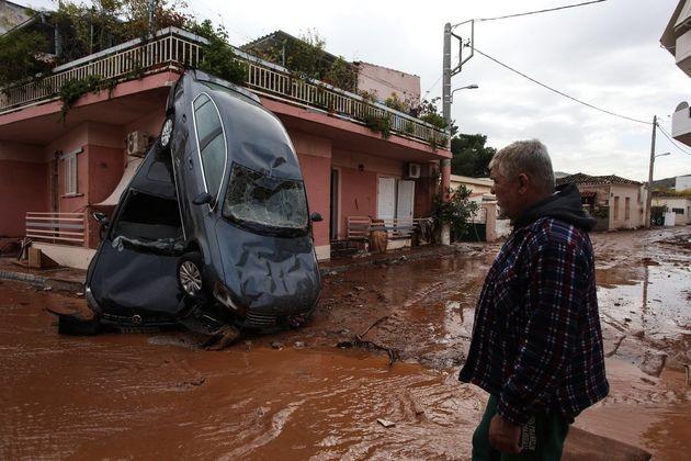 Εγκρίθηκαν 803 αιτήσεις αποζημιώσεων για τους πλημμυροπαθείς της
