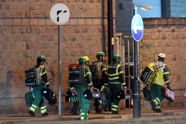 There have been calls for the heroism of emergency services to be recognised after recent terror attacks,...