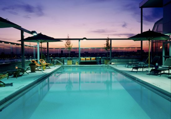 Plunge Rooftop Lounge
