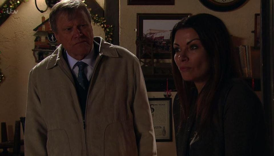 'Coronation Street' Reveals Carla Connor's Big