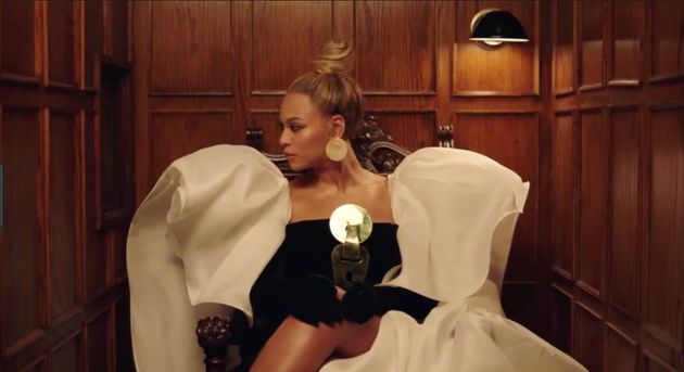 Jay-Z 'confesses' to Beyonce in Family Feud music video