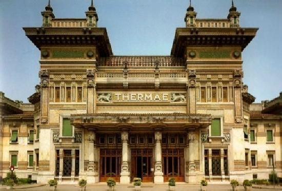 Salsomaggiore Thermae, Italy