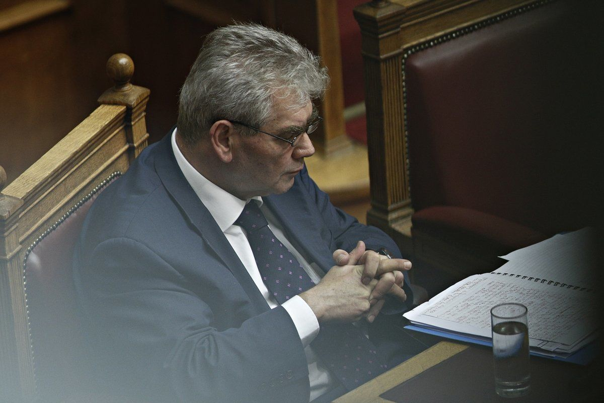 Παπαγγελόπουλος: Η πλειοψηφία των δικαστικών λειτουργών συμφωνεί απόλυτα με το πόθεν