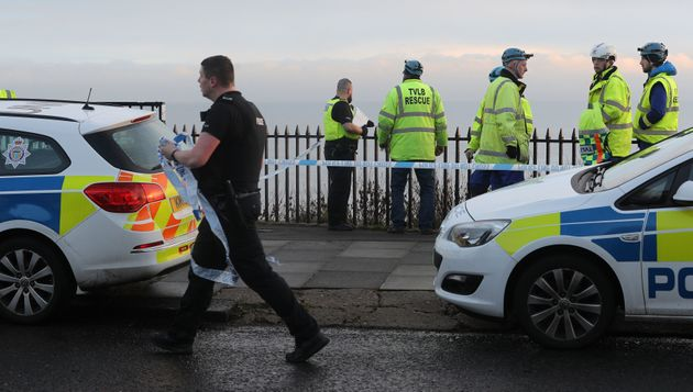 A man's body has been foundin Whitley Bay, North
