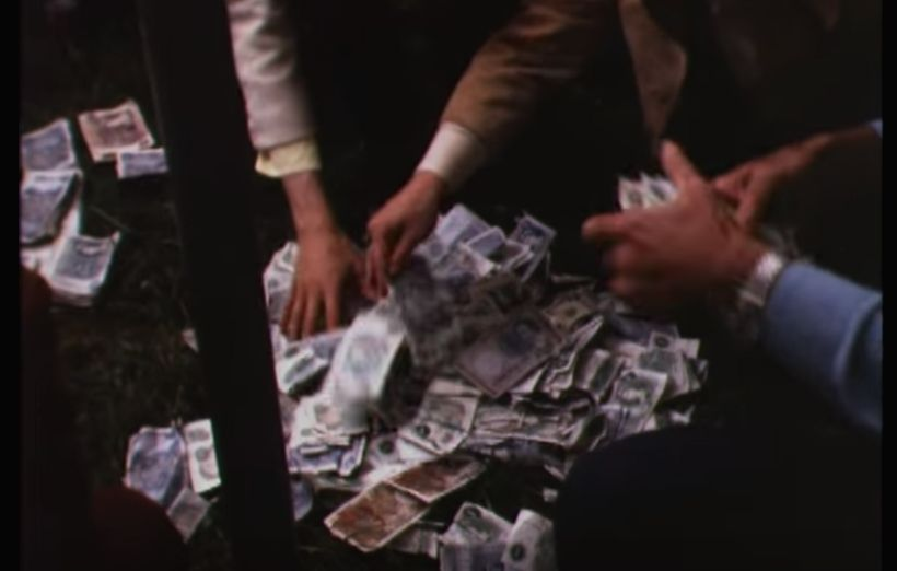 """<em><strong>""""The kings were in their counting house - counting out their money...: </strong></em>"""